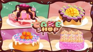 暖暖蛋糕屋游戏图2