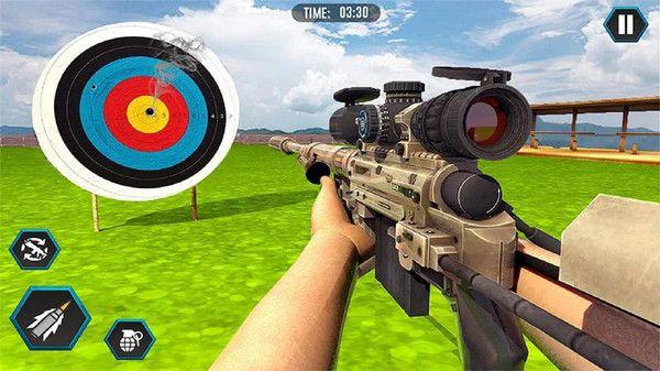 射击场模拟器游戏手机版图1: