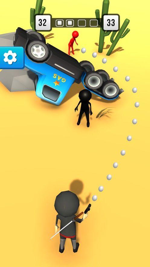 挥杆子弹枪射击游戏安卓最新版图1:
