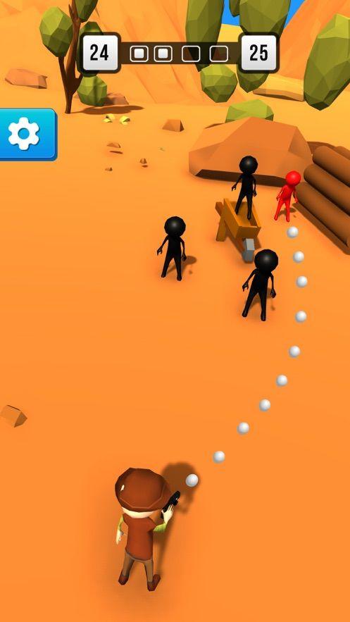 挥杆子弹枪射击游戏安卓最新版图3: