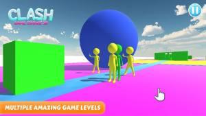 冲突游戏人群3D最新版图3