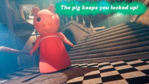 可怕小猪佩奇奶奶游戏中文版安卓版图片1