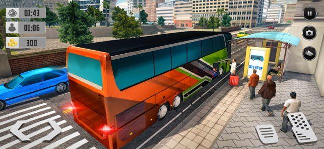 总线驾驶出租车仿真器游戏最新版图2: