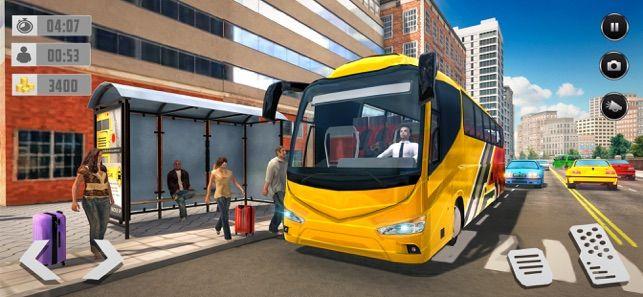 总线驾驶出租车仿真器游戏最新版图片1