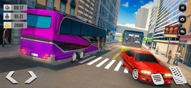 总线驾驶出租车仿真器游戏最新版图3: