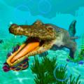水下鳄鱼模拟器破解版
