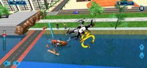 无人机运输模拟器游戏图3