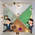 逃离三角形房间游戏