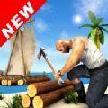 筏生存森林冒险游戏