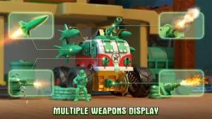 我的玩具兵团游戏图3