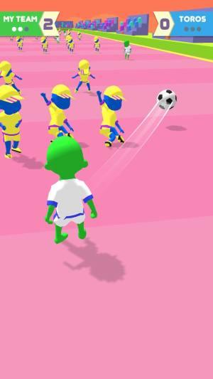 上帝足球游戏图4