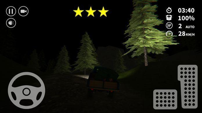 印尼小车模拟器游戏中文版图片1