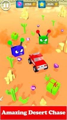 小虫碰碰车游戏中文手机版图片1