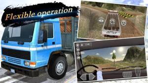 疯狂的卡车模拟器游戏官方版图片1