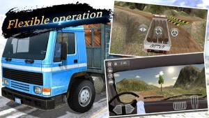 疯狂的卡车模拟器游戏图2