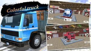 疯狂的卡车模拟器游戏图1