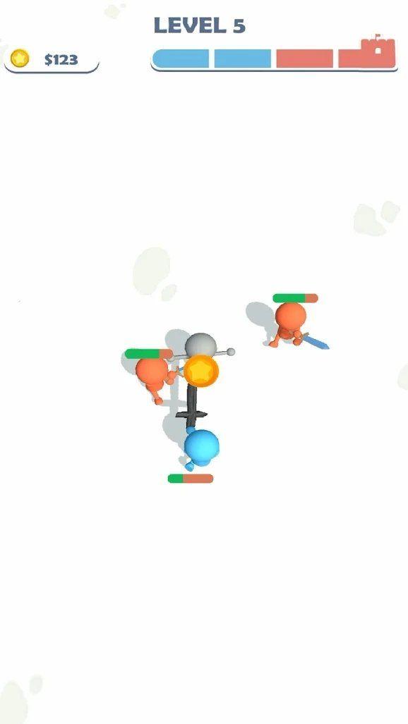 绘画战斗破解版无限钻石图3: