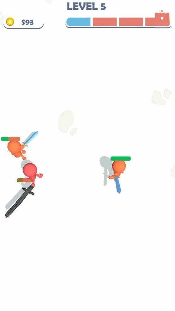 绘画战斗破解版无限钻石图1: