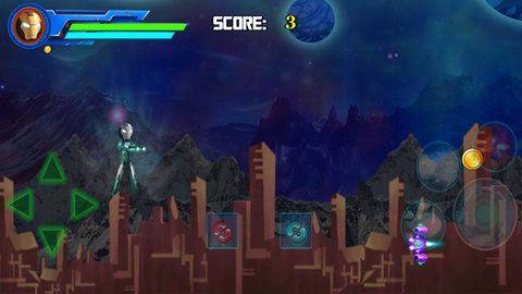 钢铁侠火柴人对决游戏安卓最新版图1: