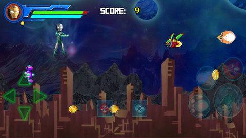 钢铁侠火柴人对决游戏安卓最新版图3: