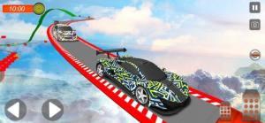 至尊GT赛车斜坡特技破解版图2