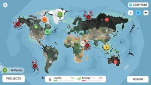 拯救地球气候袭击破解版图3