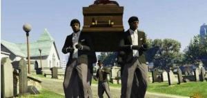 黑人抬棺专业团队五黑头像图片图4