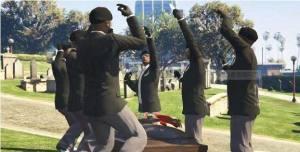 黑人抬棺专业团队五黑头像图片图1