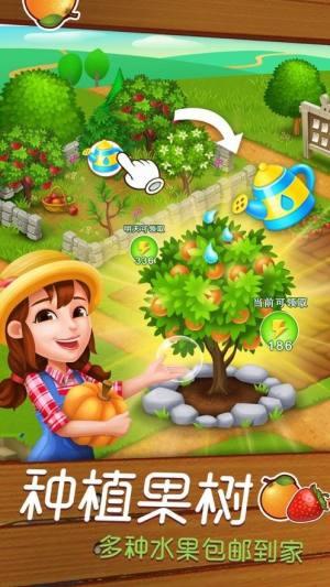 小镇寻宝种菜红包版图3