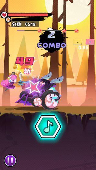 节奏大侠游戏无限钻石体力版图2: