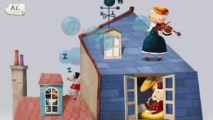 4个孩子的梦想与音乐游戏图3