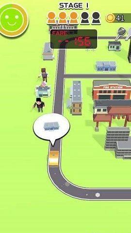 宰客出租车游戏图1