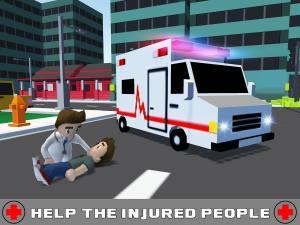 我的救护车游戏图1