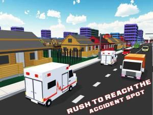 我的救护车游戏图3