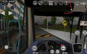 pbsu巴士模拟游戏中文手机版图片1