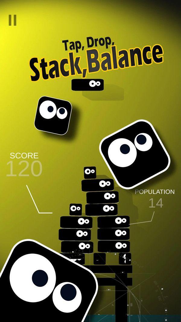 小黑叠叠高游戏安卓版图5: