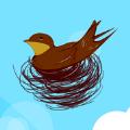 守护鸟巢游戏