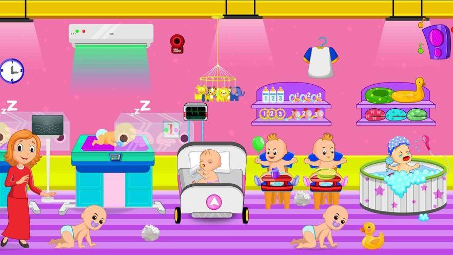 假装镇医院游戏官方中文版图2: