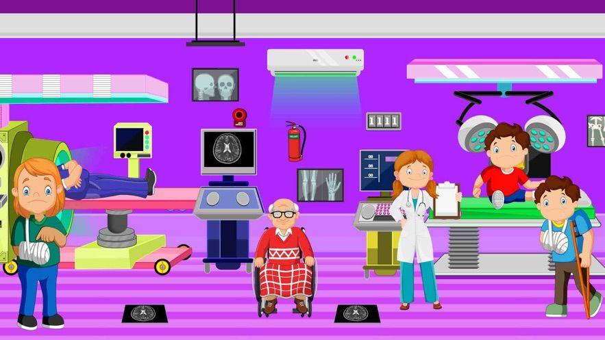 假装镇医院游戏官方中文版图3: