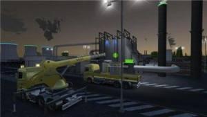 托运车驾驶模拟器游戏图1