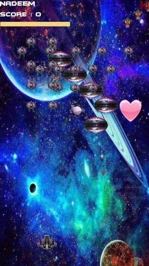 银河猎人太空攻击游戏安卓中文版图1: