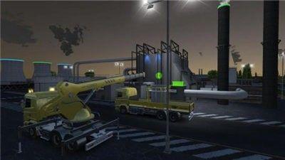 托运车驾驶模拟器游戏手机版图片1