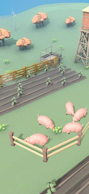 动物牧场红包版图1