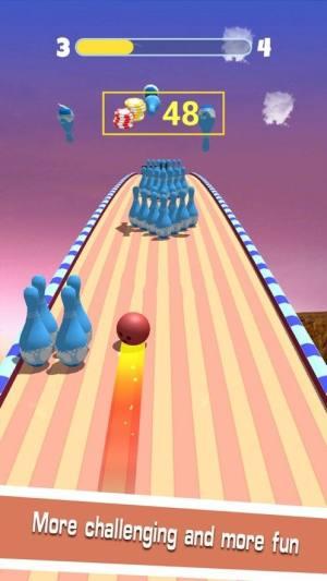 跳舞的保龄球游戏安卓版最新版图片1
