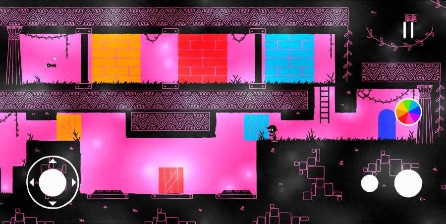 色调口袋大冒险游戏安卓版最新版图1: