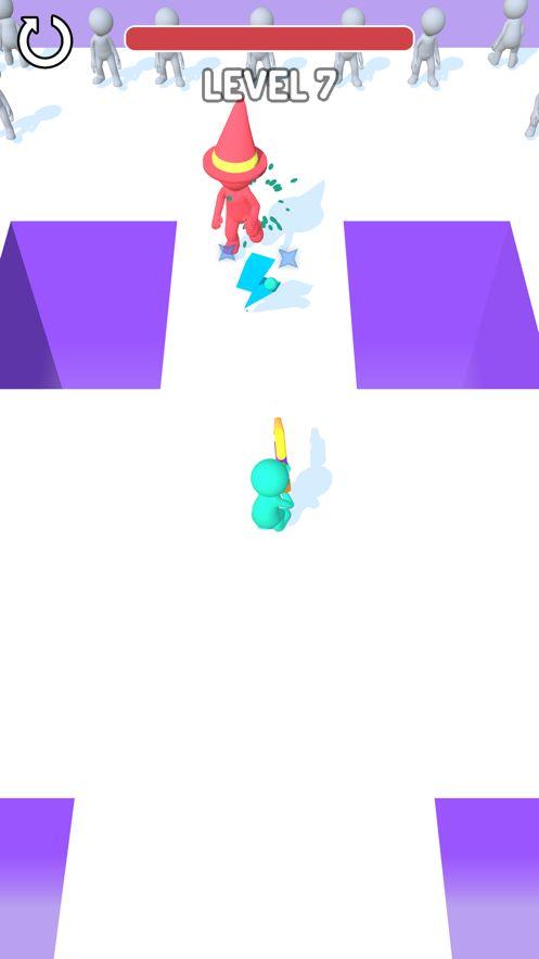 绘画斗殴3D游戏中文版(Paint Brawl 3D)图4: