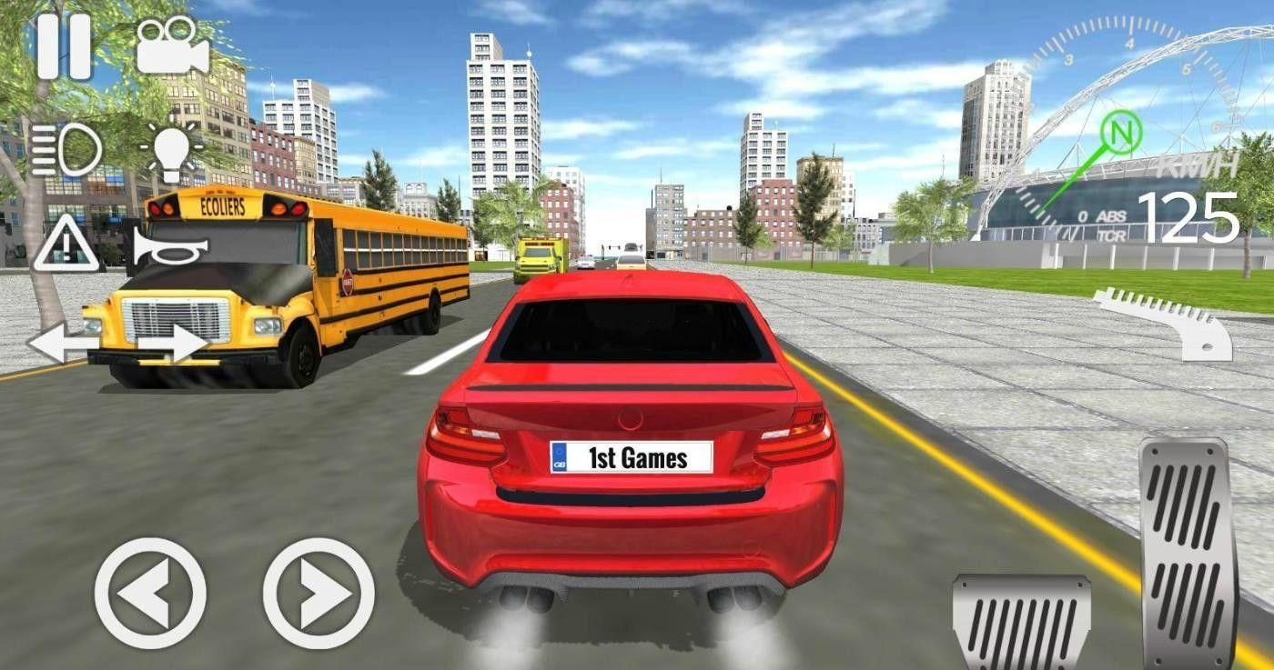 爆改跑车驾驶游戏安卓版官网版图1: