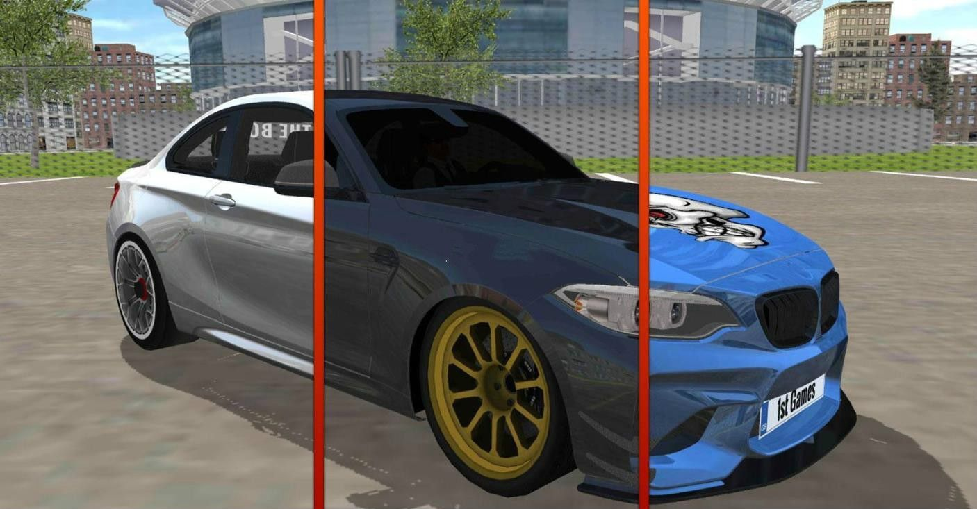 爆改跑车驾驶游戏安卓版官网版图3: