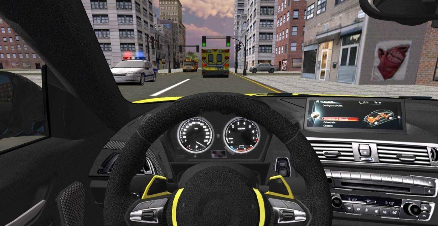 爆改跑车驾驶游戏安卓版官网版图2: