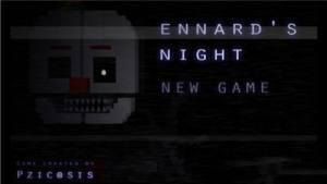 恩纳德之夜破解版图1